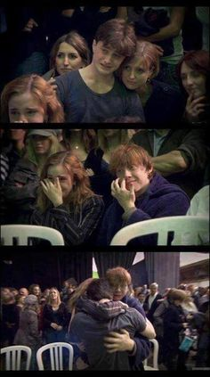 last day.so sad.Harry potter was my childhood.not only the movies but the books. Objet Harry Potter, Harry Potter Ron Weasley, Theme Harry Potter, Harry Potter Actors, Harry Potter Aesthetic, Harry Potter Love, Harry Potter Fandom, Harry Potter World, Hermione
