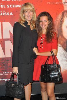 Michel Drucker est le beau-père de Stéfanie Jarre, la fille que Dany Saval a eu…
