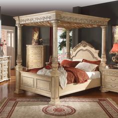 Found it at Wayfair - Sienna Canopy Bed