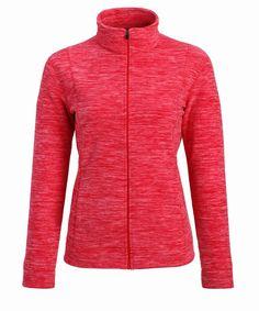 d6624fdf41a Landway 8872 - Cascade Ladies Marled Fleece Jacket  landway  fleecejacket   womensfashion Outerwear Women