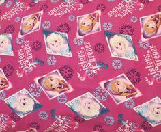 Disney Characters Pillowcase Frozen Movie Elsa by dlightfuldesigns