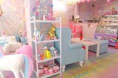 Unicorn Cafe @ Bangkok, Thailand | Chanwon.com | Beauty, Travel & Lifestyle