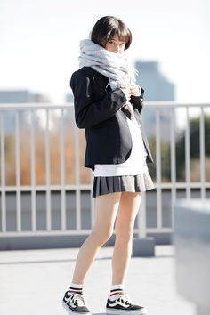 Image Article – Page 724798133756193625 School Uniform Skirts, Cute School Uniforms, School Dresses, Harajuku Fashion, Japan Fashion, Girl Fashion, School Girl Japan, Japan Girl, Cute Asian Girls