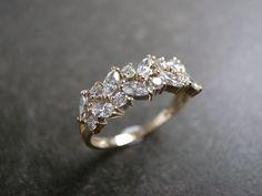 Marquise de bague de mariage / bague de par honngaijewelry sur Etsy