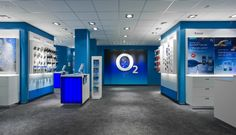 O2 Classic - Retail Design Rollout on Behance
