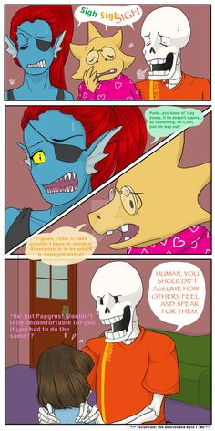SecuriTale: The Unintended Date 1: p06 by tekitourabbit on DeviantArt