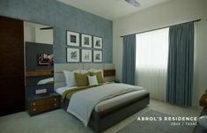 Abrol's Residence 3BHK Thane