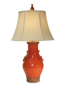 Coastal and Cottage Lamps, Ti Amo Table Lamp