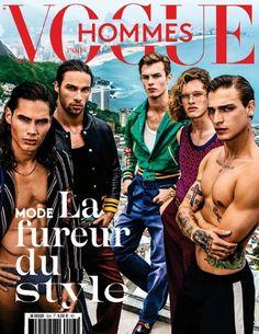 Buy Vogue Homme International Magazine Subscription USA - Magazinecafestore.com NYC