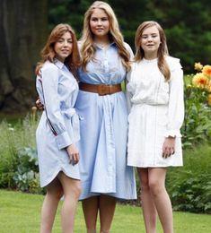 Kingdom Of The Netherlands, Dutch Royalty, Three Daughters, Royal Princess, Alexandra Daddario, Queen Maxima, Royal House, Royal Families, Windsor