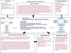 Nursing Diagnosis Concept Maps   Pneumonia Concept Map PLU ...