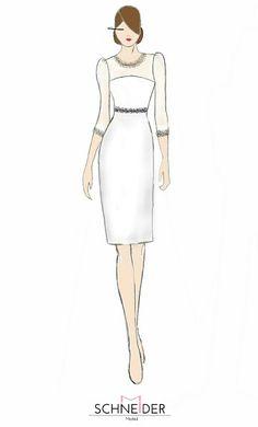 Diseño a medida Para más información visita www.myschneidermadrid.com o escríbenos a cita@myschneidermadrid.com #myschneidermadrid #dress #vestido #cocktail #mujer #love #madrid #instamood #instagood #swag #sketch #illustration #fashionstyle #cool#invitadaperfecta #invitadaboda #invitada #invitadas  #invitadasconestilo
