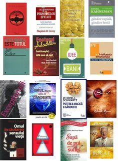Cele mai bune carti de dezvoltare personala Osho Books, Stephen Covey, Color Psychology, Blog Images, Aladdin, Leadership, Mai, Learning, Entrepreneur