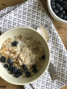 oatmeal overnight | thebrownshed.com