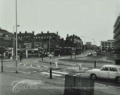 Morning Lane: by Berger Road Scene, Street View, Views, Hackney, Pedestrian, East End London, London, Lane