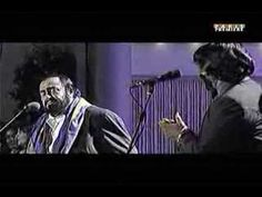 Improbable? You bet. But it works! James Brown & Luciano Pavarotti - It's a Man's World