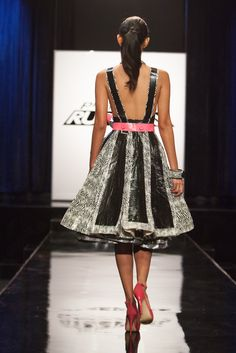 """Duck Tape on """"Project Runway"""""""