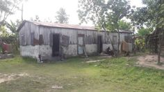Barrancón, batey donde la miseria se percibe desde el camino real