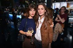 Say Who - Eléonore Toulin Eleonore Toulin, Jeanne Damas, Coat, Jackets, Fashion, Life, Down Jackets, Moda, Sewing Coat