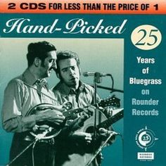 Various Artists: Hand-Picked: 25 Years Of Bluegrass On Rounder Records