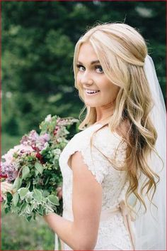 Wedding hairstyles for long hair with veil, Wedding hairstyles for long hair with veil is a great choice to make your wedding ceremony unique and different from the common wedding ceremony. The ..., Natural Haircuts