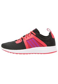 Pedir  adidas Performance DURAMA  - Zapatillas neutras - core black/shock purple/ray red por 35,95 € (12/11/16) en Zalando.es, con gastos de envío gratuitos.