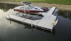 ShoreMaster's Hydraulic Lifts are a great solution for firm to slightly soft lake bottoms and moderately shallow to deeper water. They are solid, powerful, fast, and user-friendly operating with the latest technology. #shoremaster #shoremasters #shoreline #docks #lifts #docksandlifts #boatlift #boatdock #boats #boating