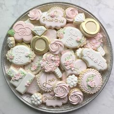 Natsweets Llc On Instagram Bridal Shower Platter Sango Sangobakery Sanesserts