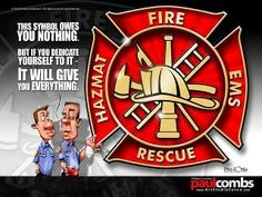 God Bless our First Responders!