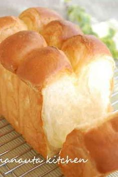 ふわっふわ パン