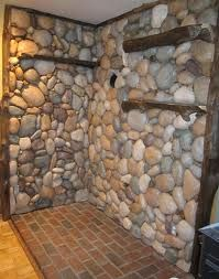 Wood Stove Wall