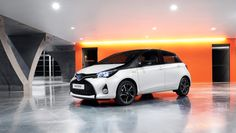 Toyota has announced two new trim levels for the Yaris supermini at the Frankfurt Motor Show, both of which bring exterior and interior styling upgrad...