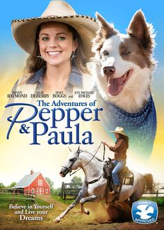 The Adventures of Pepper and Paula (2015) Film Poster
