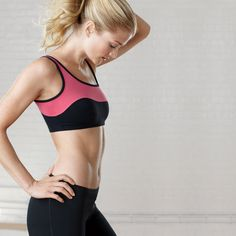 Get a flat stomach and fit bod with these two-in-one strength-training exercises