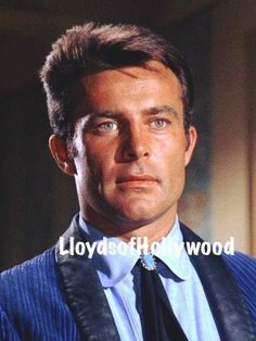 Robert Conrad, Hollywood Actor, Hollywood Stars, Classic Hollywood, Old Hollywood, Tv Westerns, Actrices Hollywood, Old Tv Shows, Classic Tv