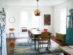Abbey Hendrickson Aesthetic Outburst Dining Room