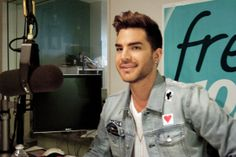 Adam Lambert Visits Kim & Cane on Fresh Mornings « Fresh 102.7