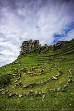 Skye Fairy Rings ~ Scotland