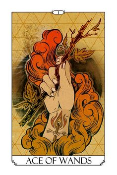 ACE OF WANDS: JUST GO FOR IT!