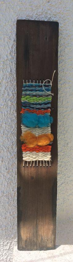 Lana, Bamboo, Painting, Ideas, Tapestry, Murals, Woven Wall Hanging, Sheep, Weaving Looms