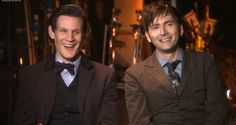 Matt Smith Joins David Tennant At Wizard World St. Louis | DAVID TENNANT NEWS FROM WWW.DAVID-TENNANT.COM