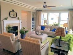 Living Room Photo Gallery | Home Builders in Grand Rapids MI | Mayberry Homes