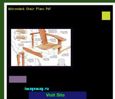 Adirondack Chair Plans Pdf 093149 - The Best Image Search