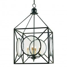 Currey and Company Beckmore Lantern