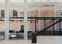 Archiproba renovates 1920s telecommunication building in Moscow.