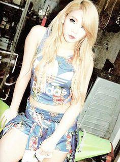 #CL #Chaelin #2ne1