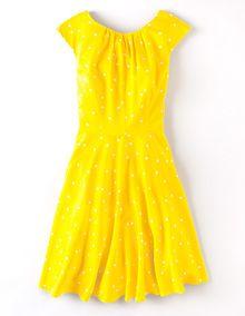 Flowershow Dress