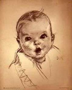For more than eight decades, Gerber baby food has featured the same child's face on all of its products. Ann Turner Cook, now 85, became the first Gerber model in 1928.