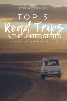 Add these road trips
