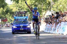 2014 Tour de San Luis Açılış Etabı Galibi Phillip Gaimon